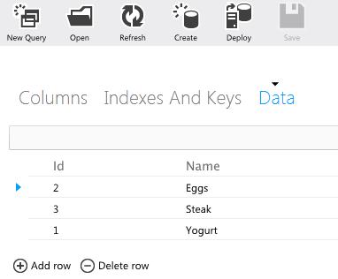 Azure SQL Server – Entity Framework Connection – Juan Carlos