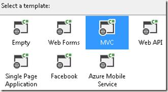 MVC Template
