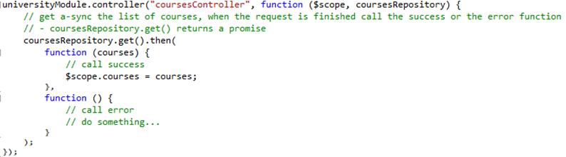 angular js controller